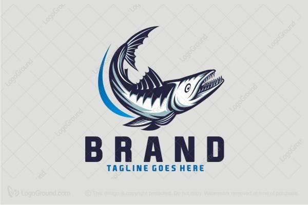Exclusive Logo 23115, Barracuda Technology Logo.