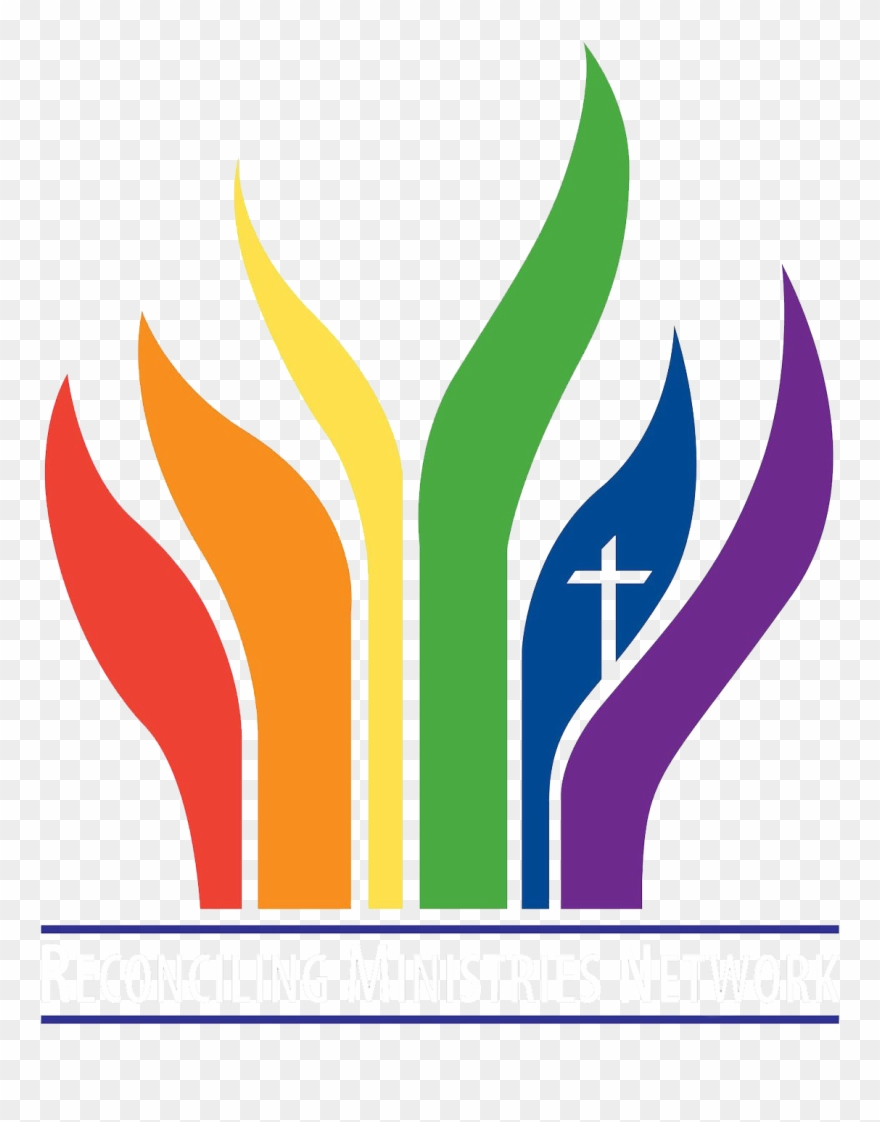 Reconciling Ministries Network Logo White.