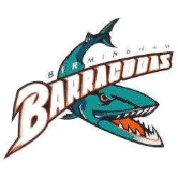 Birmingham Barracudas Primary Logo.
