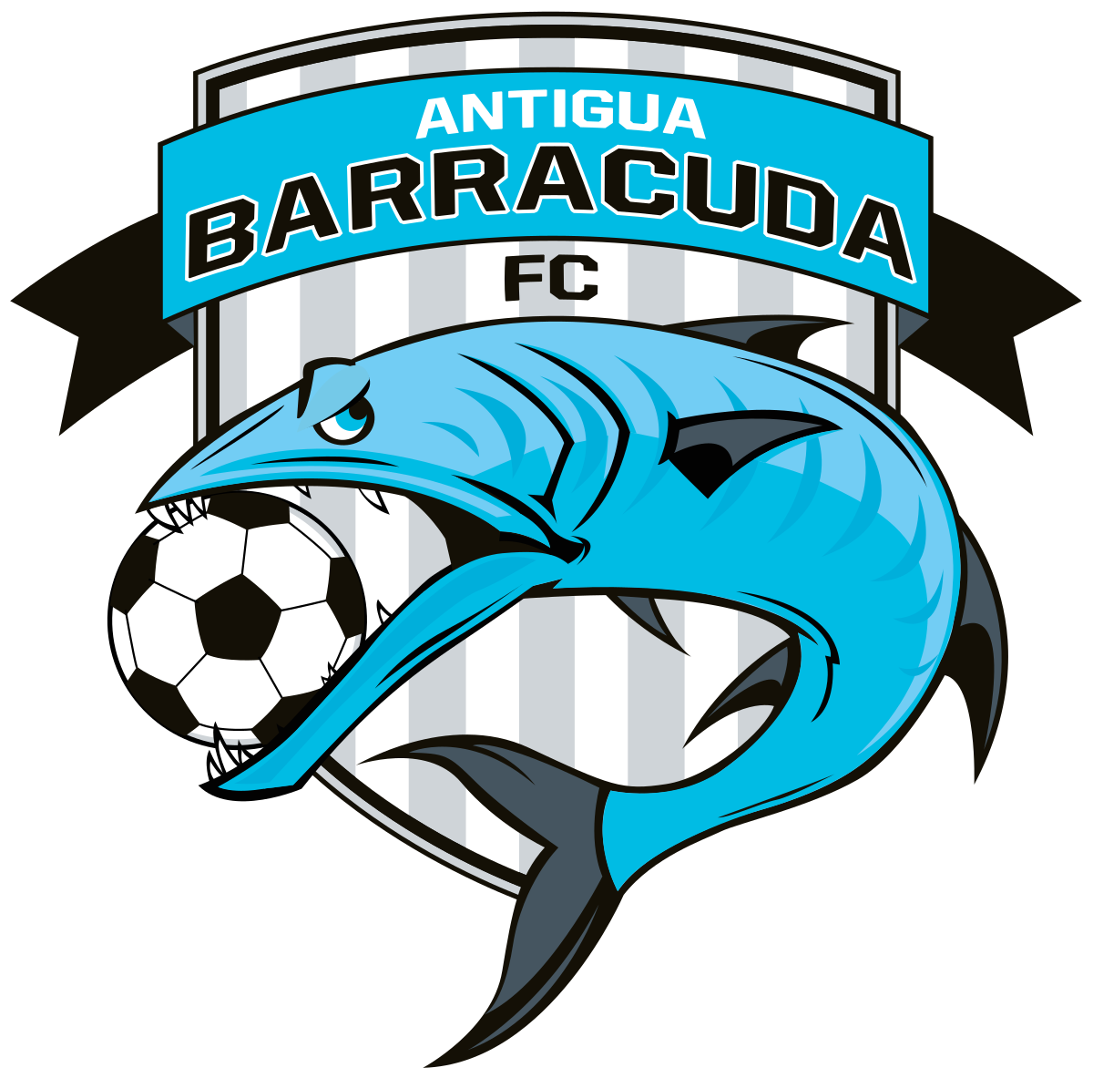 Antigua Barracuda FC.
