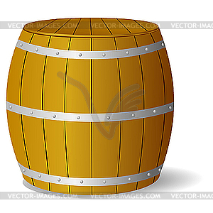 Barrel Clipart Page 1.
