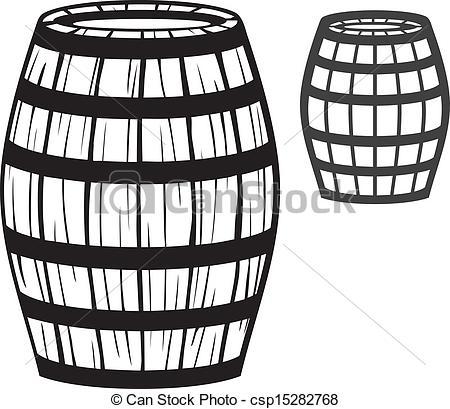 Barrel Vector Clip Art Royalty Free. 14,800 Barrel clipart vector.
