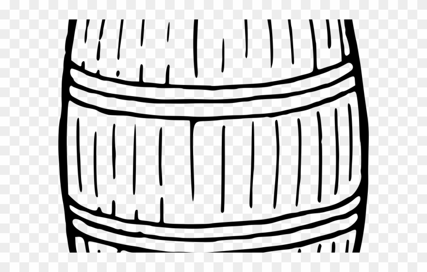 Barrel Clipart Bourbon Barrel.