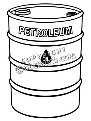 Oil barrel clipart free.