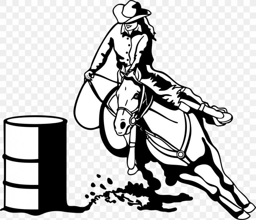 Barrel Racing Horse Clip Art, PNG, 938x808px, Barrel Racing.