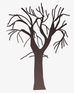 Free Barren Tree Clip Art with No Background.