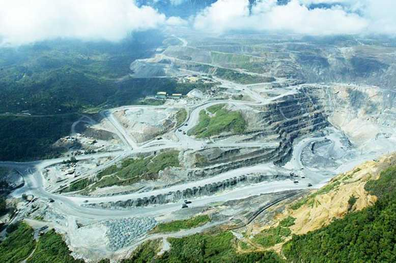 Papua New Guinea aims for bigger share of Porgera mine in JV with.