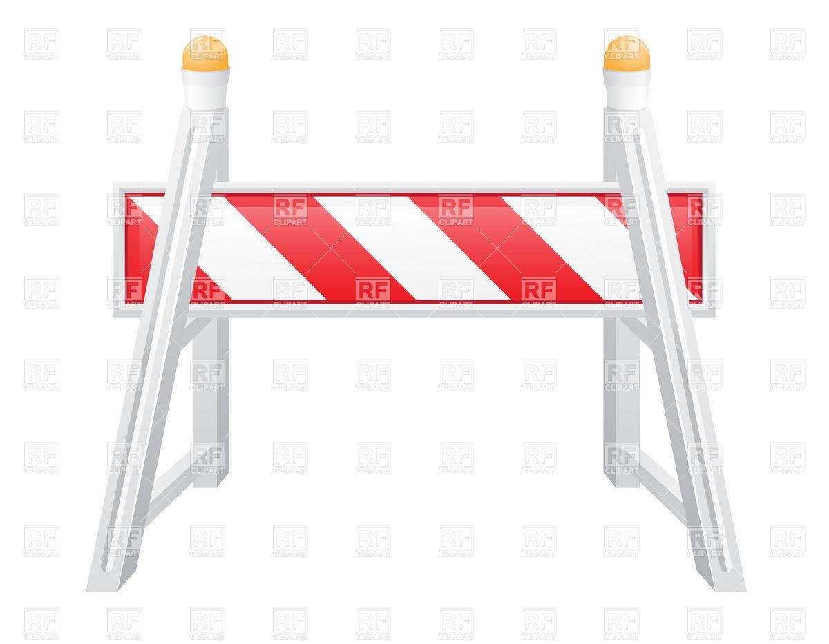 Barrier Clipart.