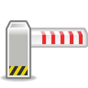 Barrier clipart, cliparts of Barrier free download (wmf, eps, emf.