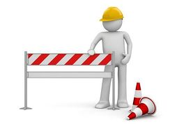 Barriers Clip Art For Improvement.