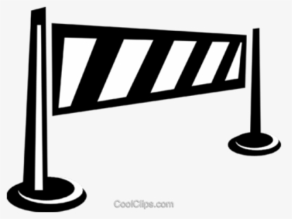 Free Barrier Clip Art with No Background.