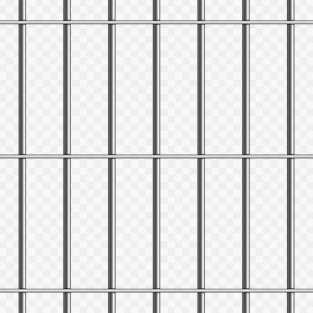 Best Jail Cell Bars Illustrations, Royalty.