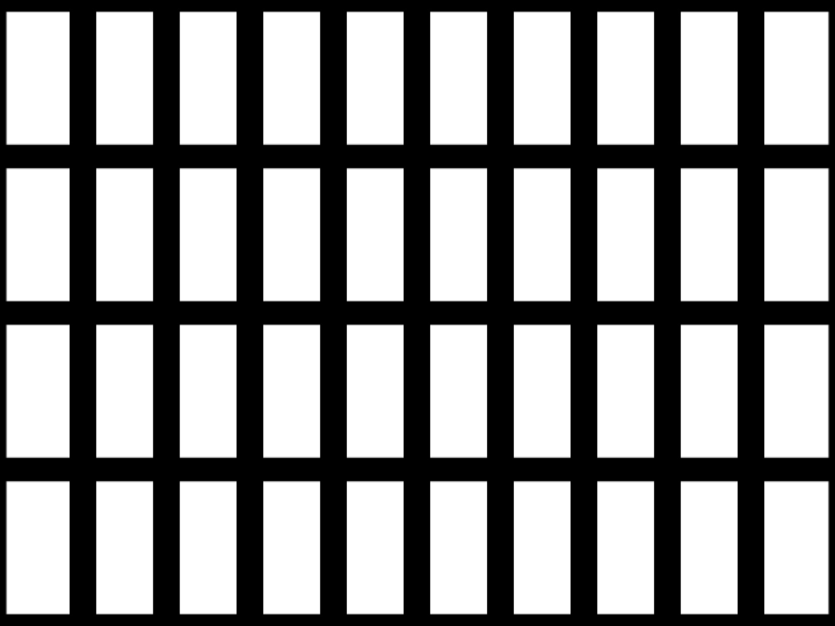 Jail Bars Clipart.