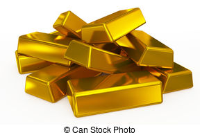 Gold bars pile Illustrations and Stock Art. 592 Gold bars pile.