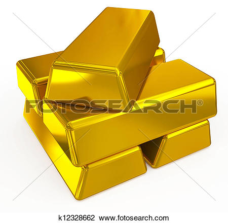 Gold bar Illustrations and Clip Art. 6,174 gold bar royalty free.
