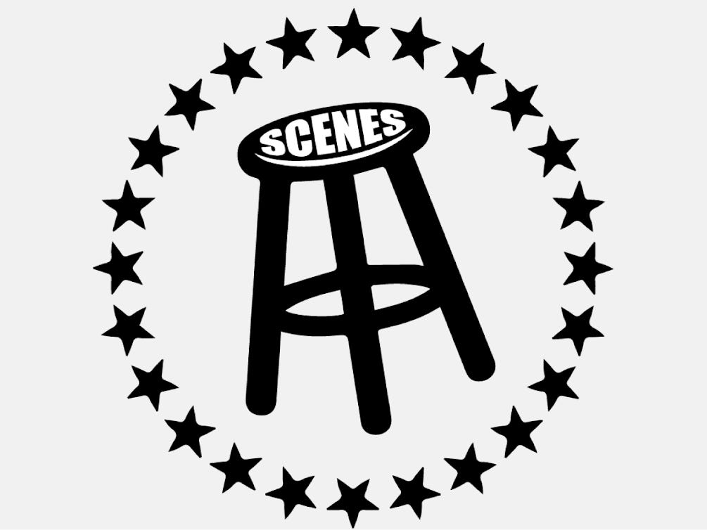 About Stool Scenes.