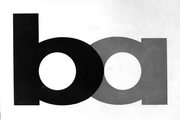 All the rejected early BART logos — before agency settled on.