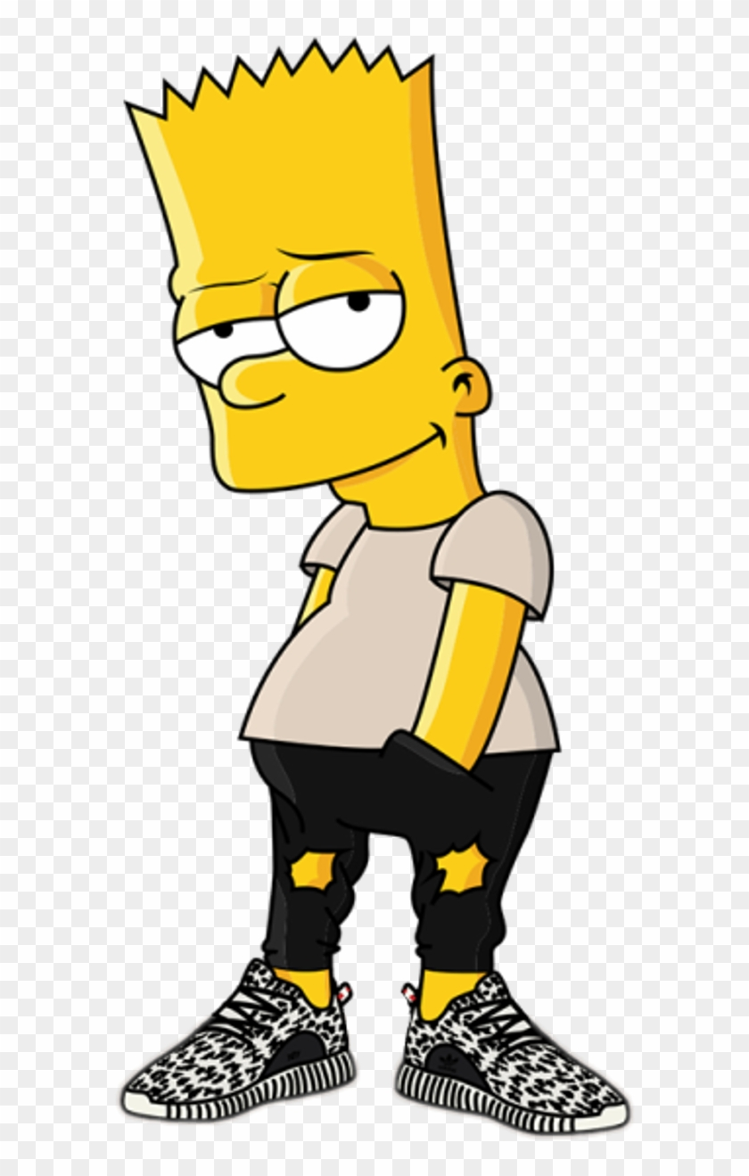 Bart Clipart Cute.