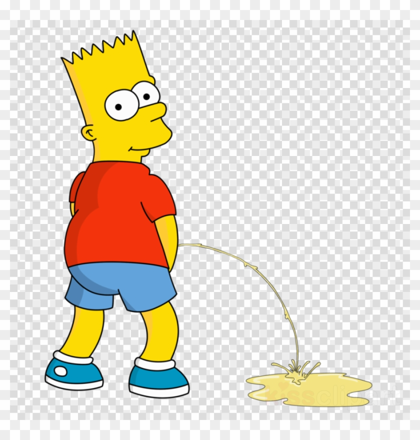 Bart Simpson Homer Simpson The Simpsons Png Clipart.