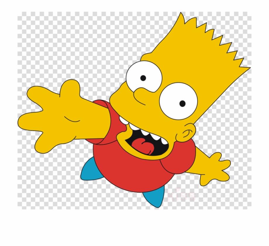 Bart Simpson Png Clipart Bart Simpson Lisa Simpson.