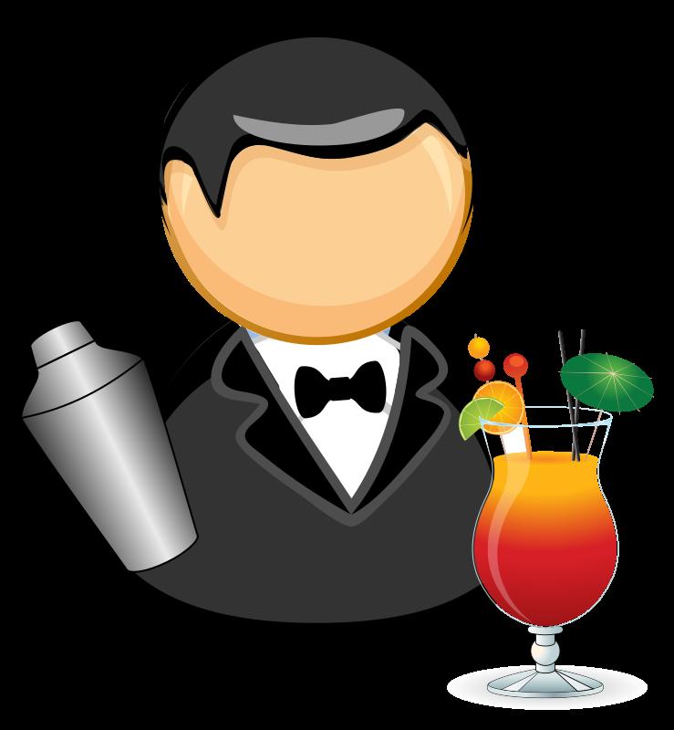 Clipart images bartender, Clipart images bartender.