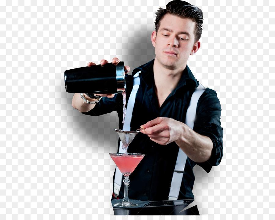 Bartender Drink png download.