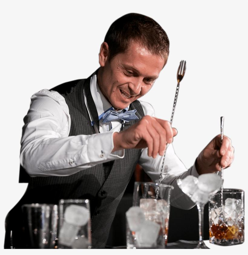 Bartender Png Transparent PNG.