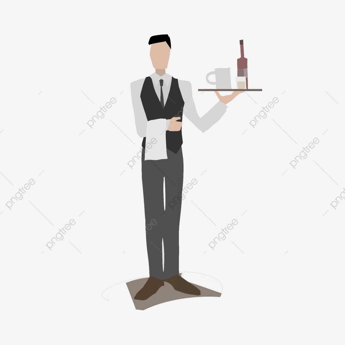 Social Person Waiter Bartender Brother, Waiter, Waiter, Bartender.
