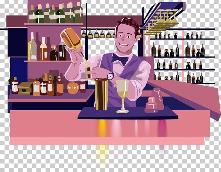 Cocktail Beer Bartender PNG, Clipart, Bar, Bartenders.