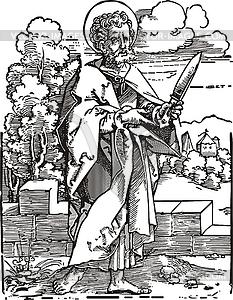 Saint Bartholomew.