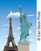 Bartholdi Illustrations and Clip Art. 4 Bartholdi royalty free.