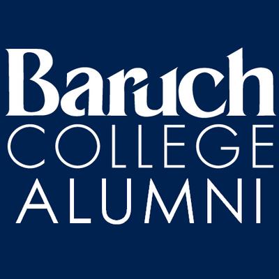 Baruch Alumni (@baruchalumni).