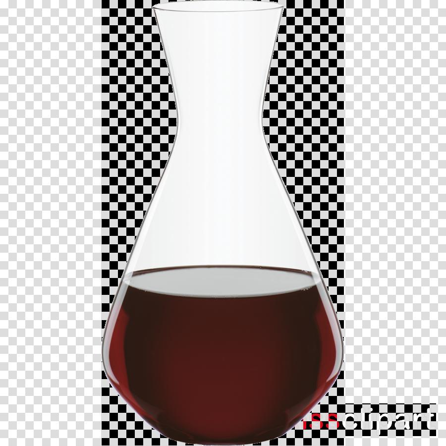 barware decanter glass drink dessert wine clipart.