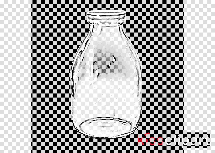 glass bottle glass mason jar bottle barware clipart.
