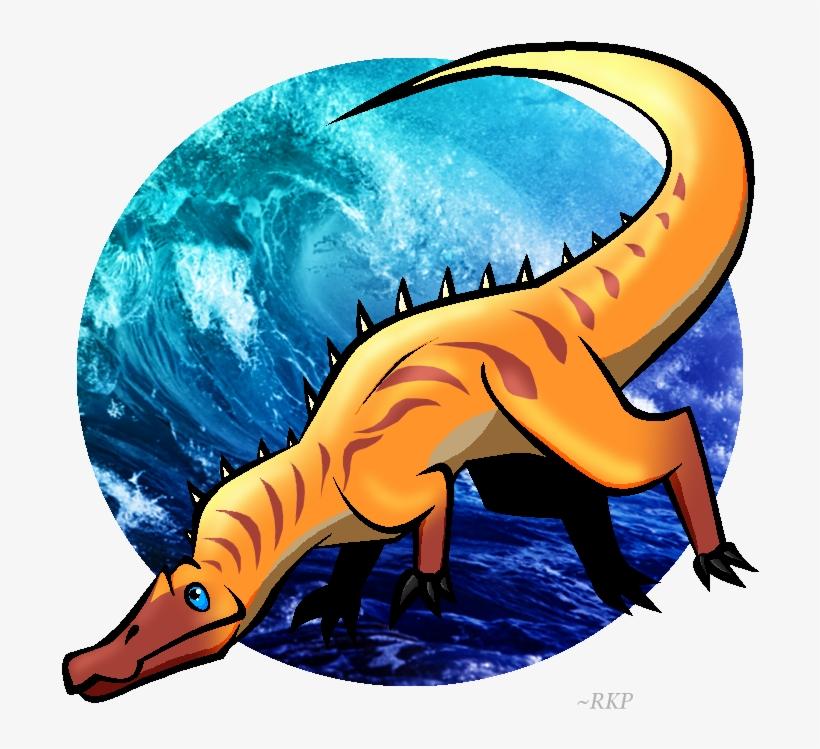 Dinosaur King Baryonyx Clipart Dinosaur King Baryonyx.