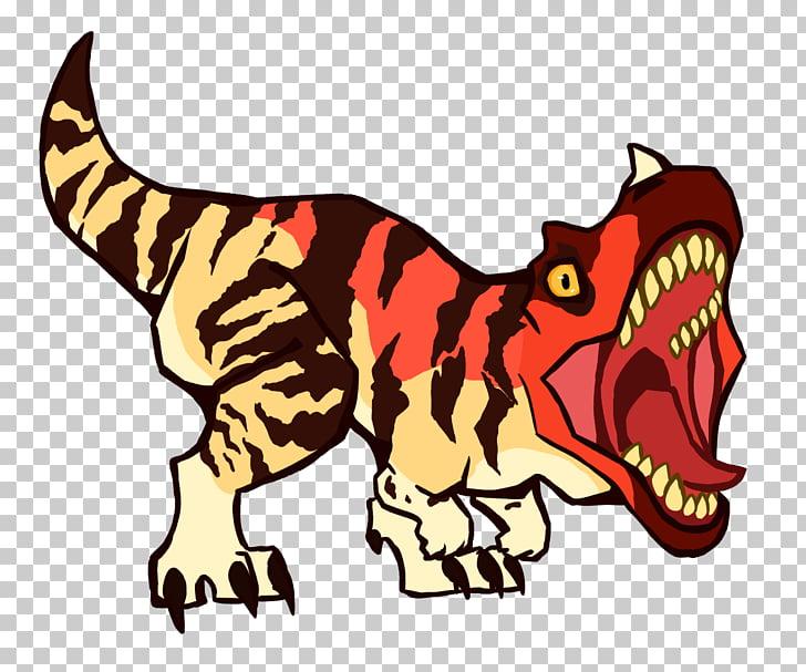 Tyrannosaurus Ceratosaurus Jurassic World Evolution.