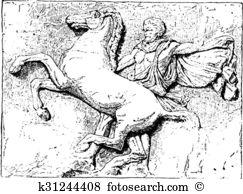 Bas relief Clipart Illustrations. 144 bas relief clip art vector.
