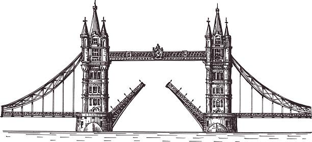 Bascule Bridge Clip Art, Vector Images & Illustrations.
