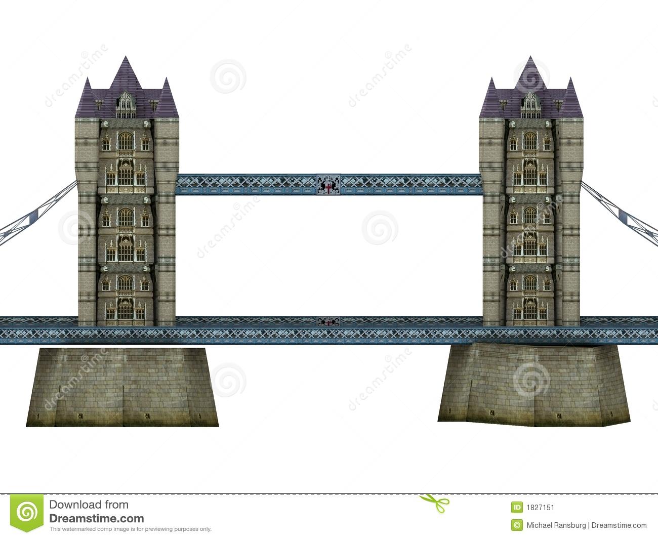 Bascule Bridge Stock Illustrations.