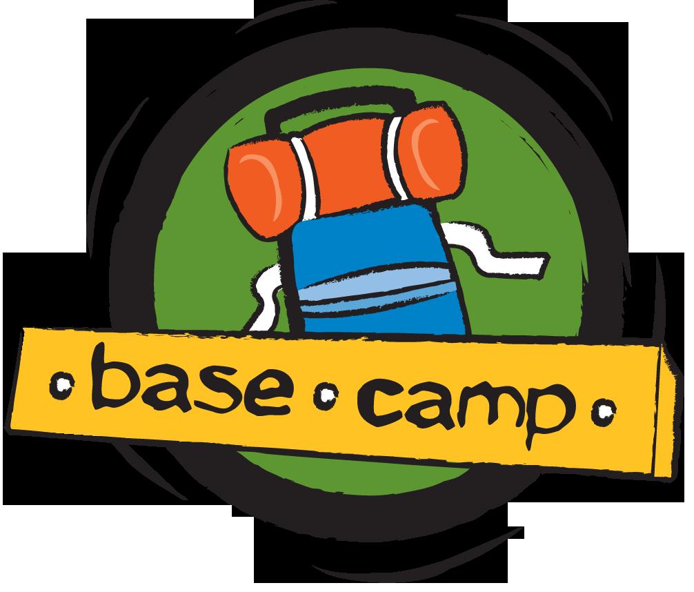 Base camp clipart.