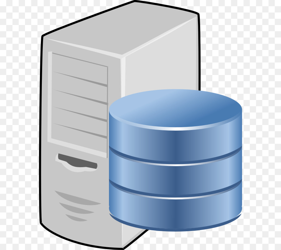 Database server Computer Servers Computer Icons Clip art.
