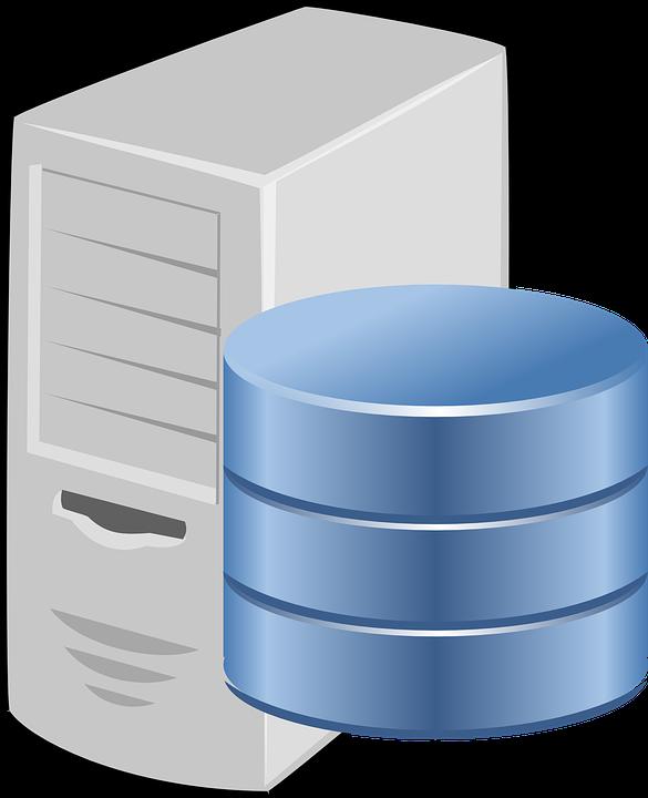 Servidor base de datos png 1 » PNG Image.