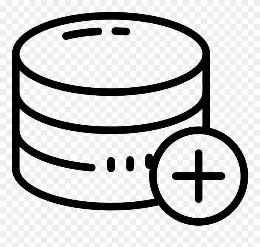 Add Database Icon.