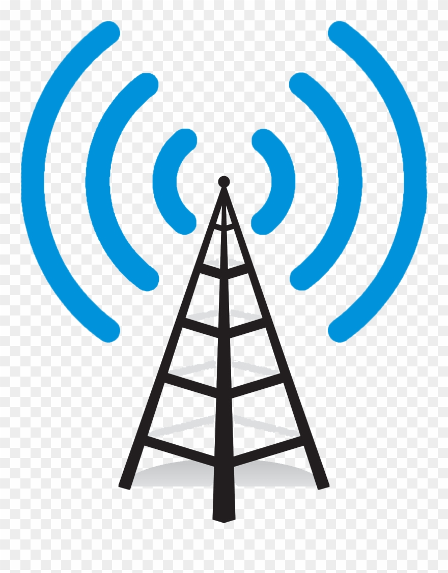 5g Base Station Icon Clipart (#3821608).