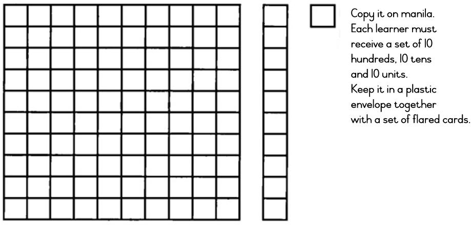 Hundreds Flat Clipart · Graphics For Graphics Base Ten Blocks.