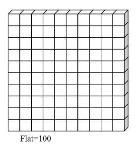 Free Base Ten Blocks Clip Art Black And White, Download Free.