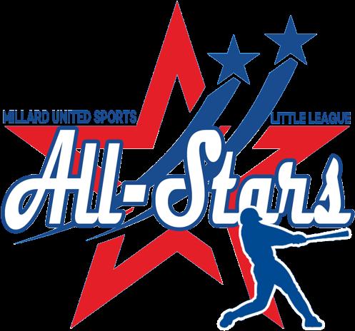 Clip Art Baseball Allstars Clipart Royalty.
