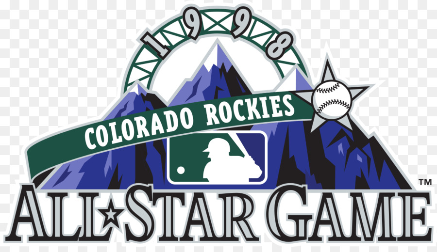 logos de all star mlb clipart 1998 Major League Baseball All.