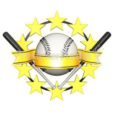 Baseball Star Banner.