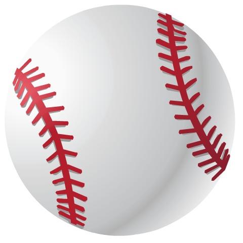 Baseball ball clipart 3 » Clipart Station.